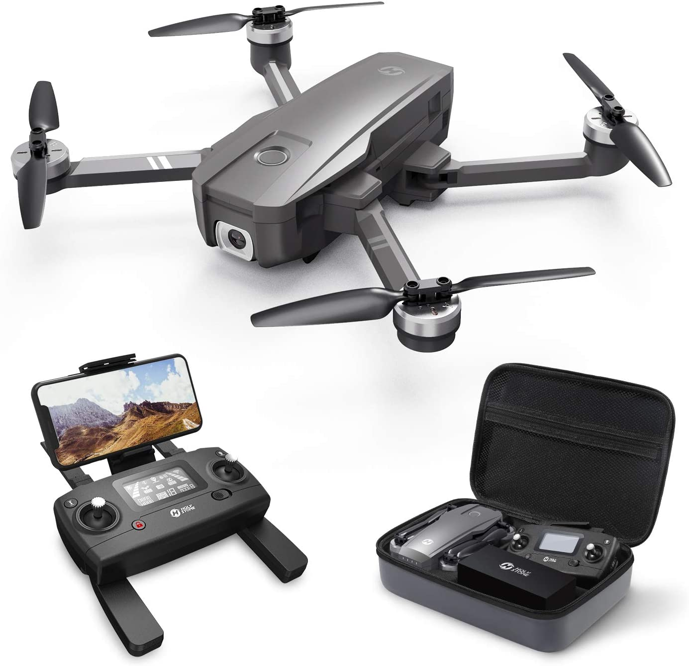 Foldable GPS Drone